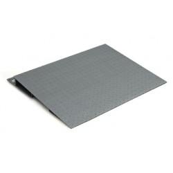 BFS-A01N   Auffahrrampe, nicht serienmäßig, BxTxH 1000x760x85 mm, [sym/Waegeplatte_A] für Modelle mit Wägeplattengröße   -  Kern