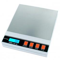 DIPSE 2000 - Digitale Taschenwaage im Retro-Design
