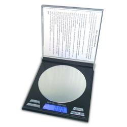 DIPSE CD-V2 100 - Wiegefläche. Deckel offen.