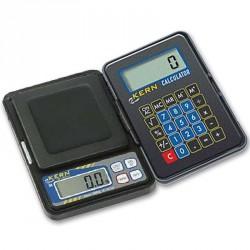 Kern CM Taschenwaage mit Taschenrechner