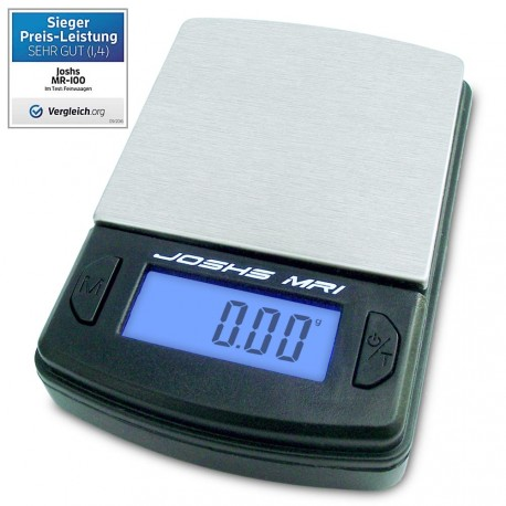 Joshs MR-1 - Digitale Taschenwaage