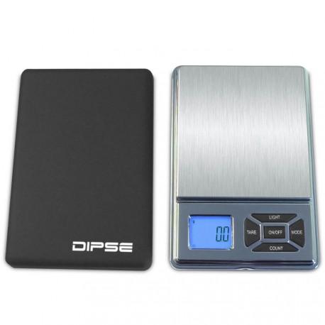 DIPSE EQ - Taschenwaage 500g x 0,1g - Farbe: Schwarz