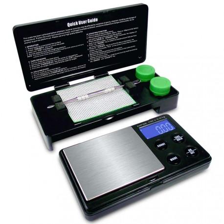 DIPSE Dab Scale - Dabbing Box inklusive Digitalwaage