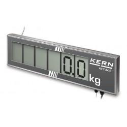 KET-A06   Großanzeige mit überlegener Displaygröße  -  Kern Waage