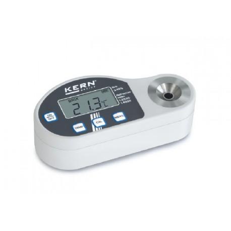 ORD 1SM Refraktometer Digital Salz(NaCl) 0-28: BI 1,3330-1,3900 - Kern Waage