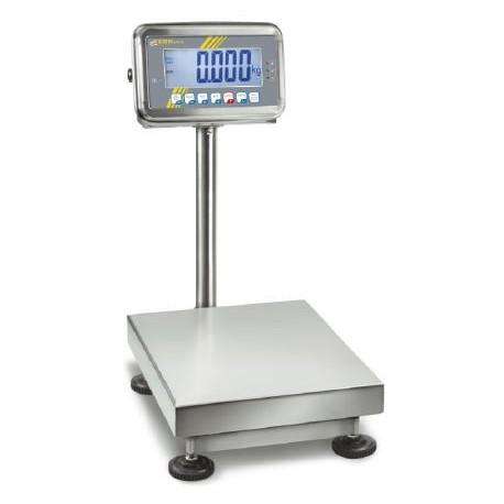 SFB 100K10HIP   Plattformwaage 10 g : 100 kg  -  Kern Waage
