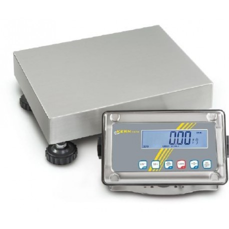 SFE 100K-2LM Plattformwaage 50 g : 150000 g - Kern Waage