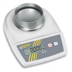 EMB-A01   Ringförmiger Windschutz, Kunststoff, nur für Modelle mit Wägeplattengröße Ø 82 mm  -  Kern Waage