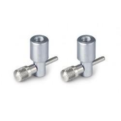 AD 0003   Adapterzapfen 8 mm  -  Kern Waage