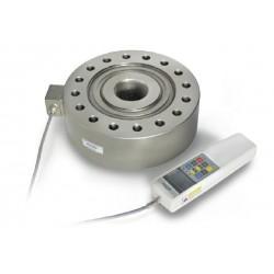 FH 200K.   Digitales Kraftmessgerät (externer Kraftaufnehmer) 200.000 N  -  Kern Waage