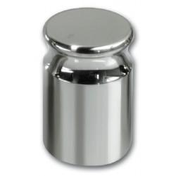326-01 F1 Gewicht 1 g Kompaktform mit Griffmulde, Edelstahl poliert - Kern Waage