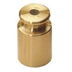 357-41 M2 Gewicht 1 g Messing feingedreht - Kern Waage