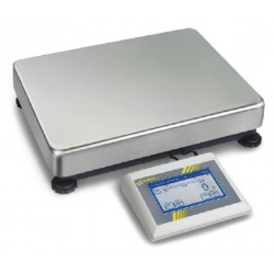 IKT 100K0.5L   Plattformwaage mit Touchscreen 0,5 g : 100 kg  -  Kern Waage