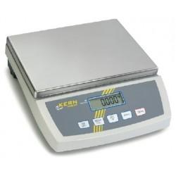 FKB 15K0.5A   Tischwaage 0,5 g : 15 kg  -  Kern Waage
