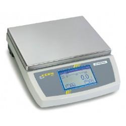 FKT 12K0.05   Tischwaage mit Touchscreen 0,05 g : 12 000 g  -  Kern Waage